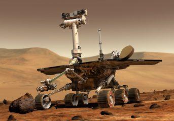 着陸から12年。いまだ活動を続けている火星探査機「オポチュニティ」からの映像。